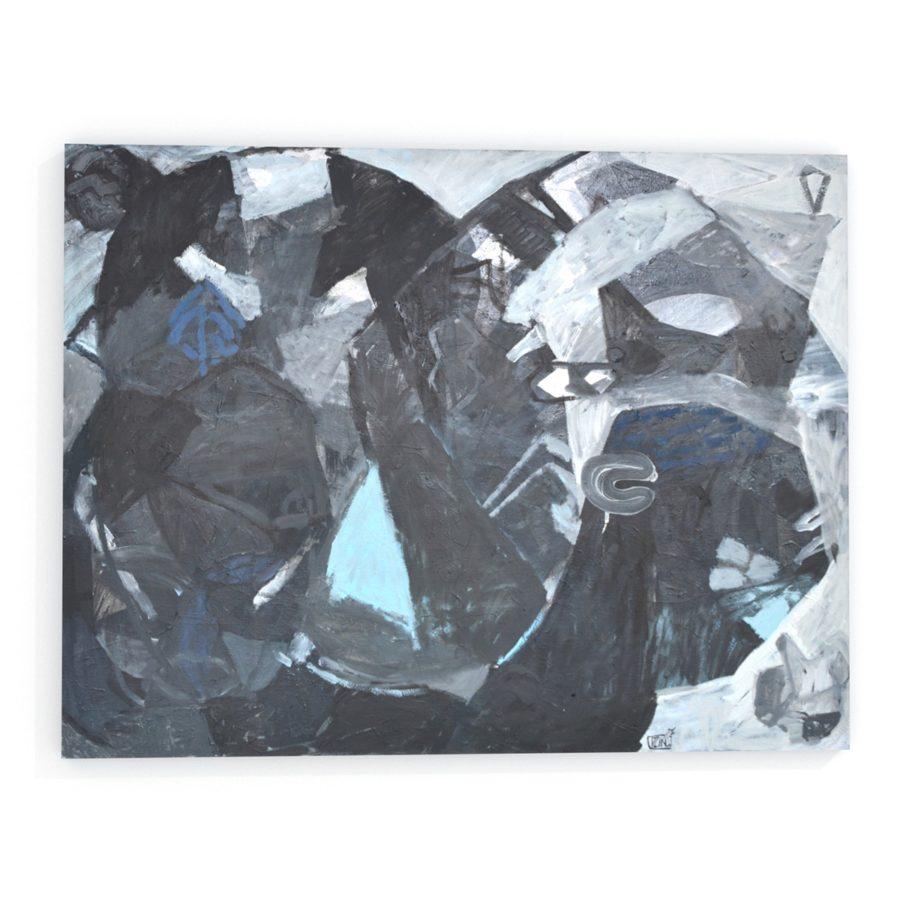 sztuka współczesna do domu, estetyczne wnętrze Piotr Kolanko