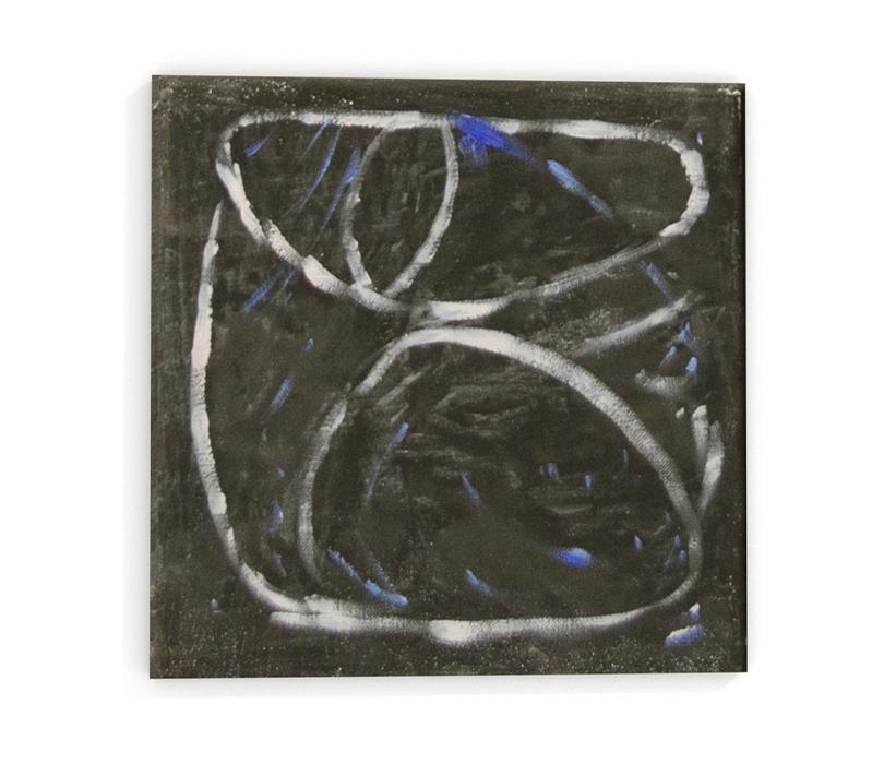 obraz abstrakcyjny czarny do mieszkania