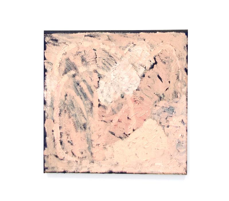 obraz kwiaty Paproci abstrakcja Kolanko