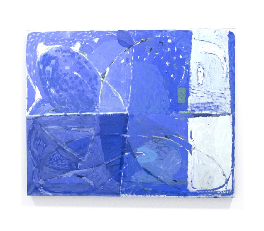 sztuka współczesna abstrakcja Piotr Kolanko